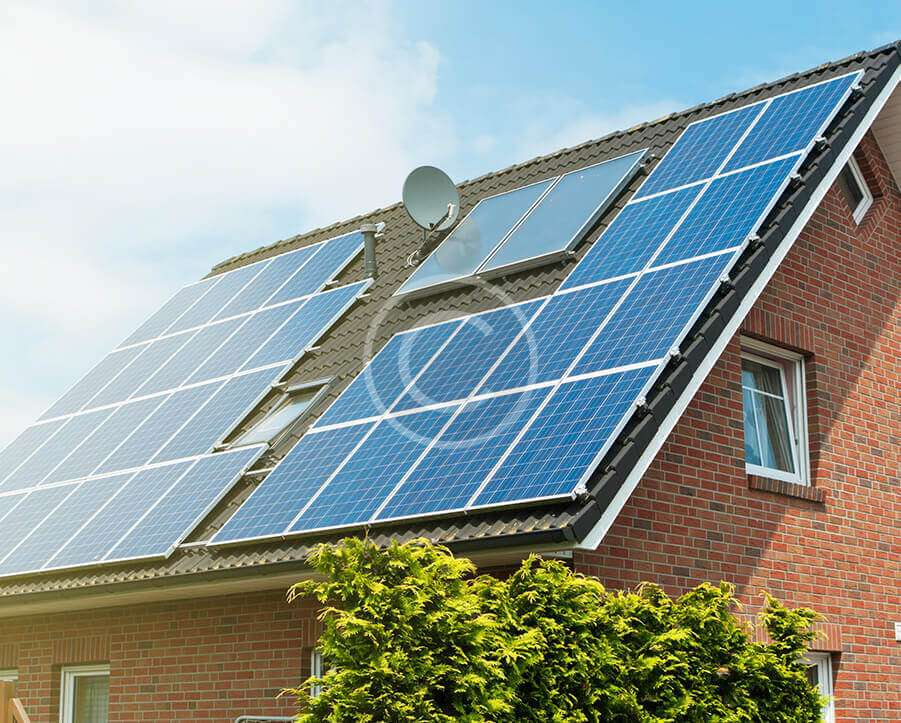 Solar energy for residential use, How to install solar engery system for your home