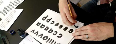 font developed
